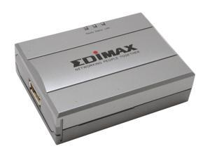 EDIMAX PS-1206U 1 Port Fast Ethernet SOHO Print Server