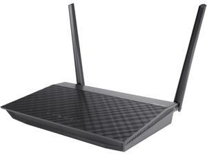 ASUS RT-AC53U 802.11ac Dual-Band Wireless-AC1200 Gigabit Router, AiProtection with Trend Micro for Complete Network Security-Certified Refurbished