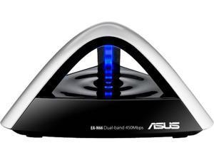 ASUS EA-N66R Dual-Band Wireless-N900 Gigabit 3-in-1 AP / Bridge / Range Extender IEEE 802.11a/b/g/n 1 x RJ-45 Ethernet port Up to 450+450 Mbps Wireless Data Rates