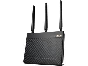 ASUS RT-AC1900P AC1900 Dual-Band Wi-Fi Router with ASUS Router App and AiProtection IEEE 802.11a, IEEE 802.11b, IEEE 802.11g, IEEE 802.11n, IEEE 802.11ac, IPv4, IPv6