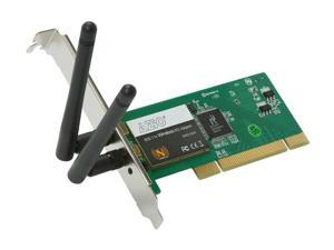 AZiO AWD102N PCI Wireless Adapter