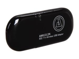 AZiO AWU212N USB 2.0 Wireless Adapter 1T2R