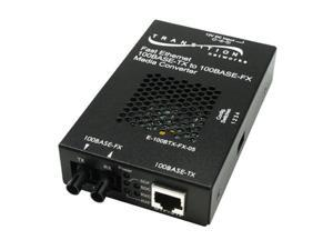 TRANSITION E-100BTX-FX-05 Stand-Alone Media Converter