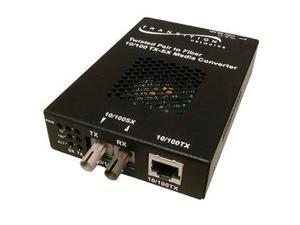 Transition Networks Fast Ethernet Stand-Alone Media Converter