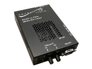 Transition Networks RS232 Copper to Fiber Media Converter