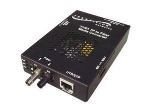 Transition Networks Point System SSDTF1013-120 Media Converter