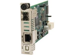 Transition Networks C3230-1014 Gigabit Ethernet Media Converter