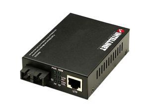 Intellinet Network Solutions Fast Ethernet Media Converter