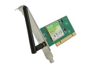 TP-LINK TL-WN651G 32bit PCI G & eXtended Range 108M Wireless Adapter
