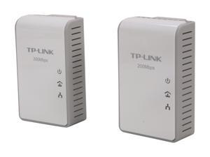 TP-LINK TL-PA210KIT AV200 Mini Powerline Starter Kit