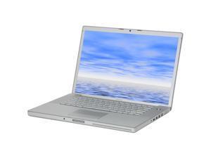 "Apple MacBook Pro MA895LL 15.4"" Intel Core 2 Duo 2.20GHz 2GB 120GB"