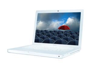 "Apple MacBook MC240LL/A-R 13.3"" Mac OS X v10.6 Snow Leopard Laptop"