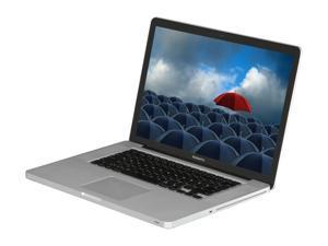 "Apple MacBook Pro MB471LL/A 15.4"" Mac OS X v10.5 Leopard Laptop"