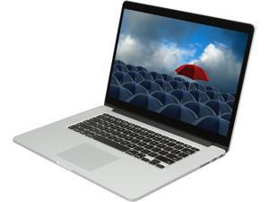 "Apple MacBook Pro ME665LL/A 15.4"" Mac OS X v10.8 Mountain Lion Laptop"
