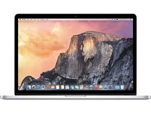 "Apple Laptop MacBook Pro MJLQ2LL/A Intel Core i7 2.20 GHz 16 GB Memory 256 GB SSD 15.4"" Mac OS X v10.10 Yosemite"