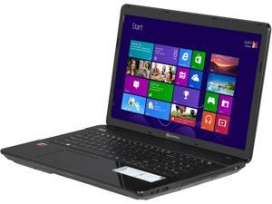 "Gateway NE72206u 17.3"" Windows 8 Notebook"