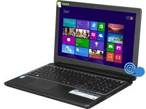 "Gateway NV570P04u Intel Pentium 2117U 1.8GHz 15.6"" Windows 8 Notebook"