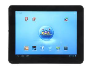 "ViewSonic ViewPad E100 1.00GHz 9.7"" 1GB Memory 4GB Tablet PC - Android 4.0 (Ice Cream Sandwich) - Black"