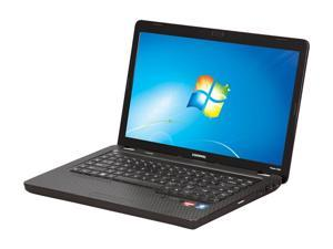 "COMPAQ Presario CQ62-209WM 15.6"" Windows 7 Home Premium 64-bit Notebook"