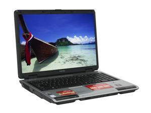 "TOSHIBA Satellite P105-S9722 Intel Core 2 Duo T7200 2.0G 17.0"" Windows XP Professional NoteBook"