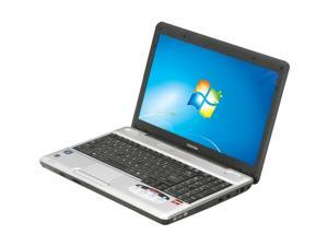 "TOSHIBA Satellite L505D-LS5010 AMD Athlon II Dual-Core M300 2.0G 15.6"" Windows 7 Home Premium 64-bit NoteBook"