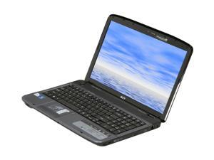 "Acer Aspire AS5738Z-4111 Intel Pentium dual-core T4300 (2.1GHz) 15.6"" Windows 7 Home Premium 64-bit NoteBook"