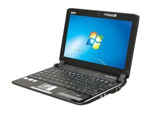 "Acer Aspire One AO532h-2223 Silver Matrix 10.1"" WSVGA Netbook"