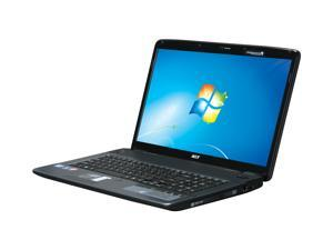 "Acer Aspire AS7740G-6364 Intel Core i5-430M 2.26GHz 17.3"" Windows 7 Home Premium 64-bit NoteBook"