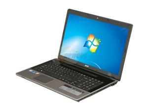 "Acer Aspire AS7745G-6662 Intel Core i7 720QM(1.60GHz) 17.3"" Windows 7 Home Premium 64-bit NoteBook"