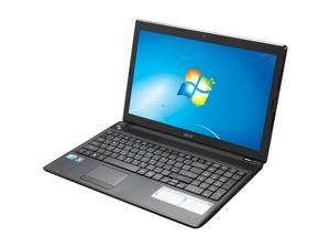 "Acer Aspire AS5742-7120 Intel Core i3-370M(2.4GHz) 15.6"" Windows 7 Home Premium 64-bit NoteBook"