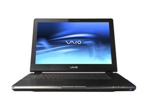 "SONY Laptop VAIO AR Series VGN-AR370N12 Intel Core 2 Duo T7600 (2.33 GHz) 2 GB Memory 240 GB HDD NVIDIA GeForce Go 7600 GT 17.0"" Windows Vista Business"