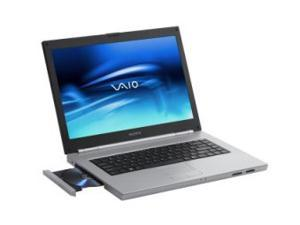 "SONY VAIO N Series VGN-N230E/B Intel Core Duo 15.4"" Wide XGA Intel GMA950 NoteBook"