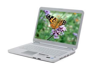 "SONY VAIO NR Series VGN-NR240E/W Intel Pentium dual-core 15.4"" Wide XGA Intel GMA X3100 NoteBook"