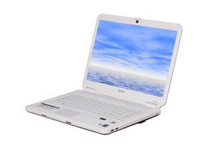 "SONY VAIO NS Series VGN-NS290J/W Intel Core 2 Duo T6400(2.00GHz) 15.4"" Windows Vista Home Premium 64 bit NoteBook"