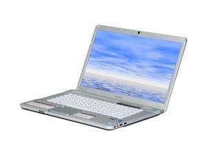 "SONY VAIO NW Series VGN-NW130J/S 15.5"" Windows Vista Home Premium 64-bit Laptop"