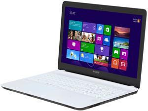 "SONY VAIO F Series SVF1521DCXW Intel Core i5-3337U 1.8GHz 15.5"" Windows 8 64-Bit Notebook"