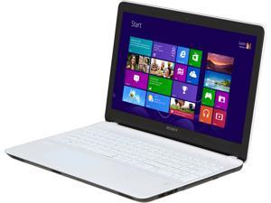 "SONY VAIO F Series SVF1521ECXW Intel Core i7-3537U 2.0GHz 15.5"" Windows 8 64-Bit Notebook"