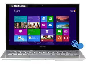 "SONY VAIO Pro Core i7 8GB 128GB SSD 11.6"" Touchscreen Ultrabook Windows (SVP11214CXS)"
