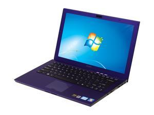 "SONY VAIO Z21 Series VPCZ216GX/L Intel Core i7-2620M 2.7GHz 13.1"" Windows 7 Professional 64-Bit Notebook"