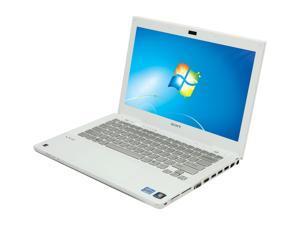 "SONY VAIO SVS13112FXW 13.3"" Windows 7 Home Premium 64-Bit Notebook"