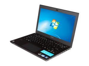 "SONY VAIO SVS13A12FXS Intel Core i5-3210M 2.5GHz 13.3"" Windows 7 Home Premium 64-Bit Notebook"