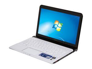 "SONY VAIO SVE11113FXW AMD Dual Core E2-1800 1.7GHz 11.6"" Windows 7 Home Premium 64-Bit Notebook"