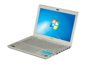 "SONY VAIO SVS13115FXS 13.3"" Windows 7 Home Premium 64-Bit Laptop"