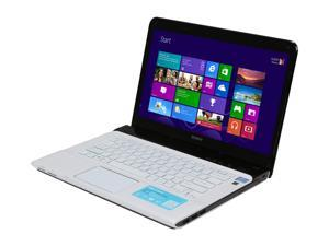 "SONY VAIO E Series SVE1412CCXW 14.0"" Windows 8 64-bit Laptop"