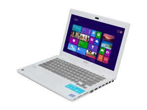 "SONY VAIO S Series SVS13122CXW Intel Core i5-3210M 2.5GHz 13.3"" Windows 8 64-bit Notebook"