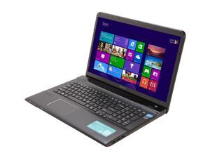 "SONY VAIO E Series SVE1712ACXB 17.3"" Windows 8 64-bit Laptop"