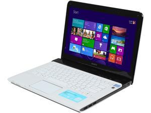"SONY VAIO E Series SVE1413RCXW Intel Core i5-3230M 2.6GHz 14.0"" Windows 8 64-Bit Notebook"