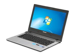 "SAMSUNG NP-QX411-W01US 14.0"" Windows 7 Home Premium 64-Bit Laptop"