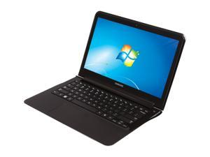 "SAMSUNG Series 9 900X3A-B01 Intel Core i5 4GB DDR3 Memory 128GB SSD 13.3"" Notebook Windows 7 Home Premium 64-Bit"