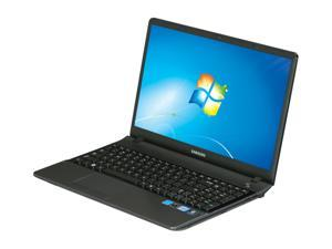 "SAMSUNG Series 3 NP300E5A-A01UB Intel Core i3-2330M 2.2GHz 15.6"" Windows 7 Home Premium 64-Bit Notebook"